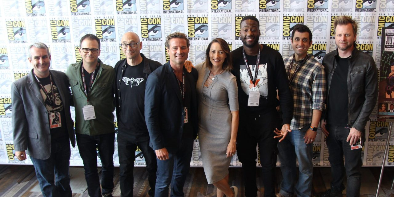 Live From Comic-Con: Behind The Scenes Players Talk About Their Craft