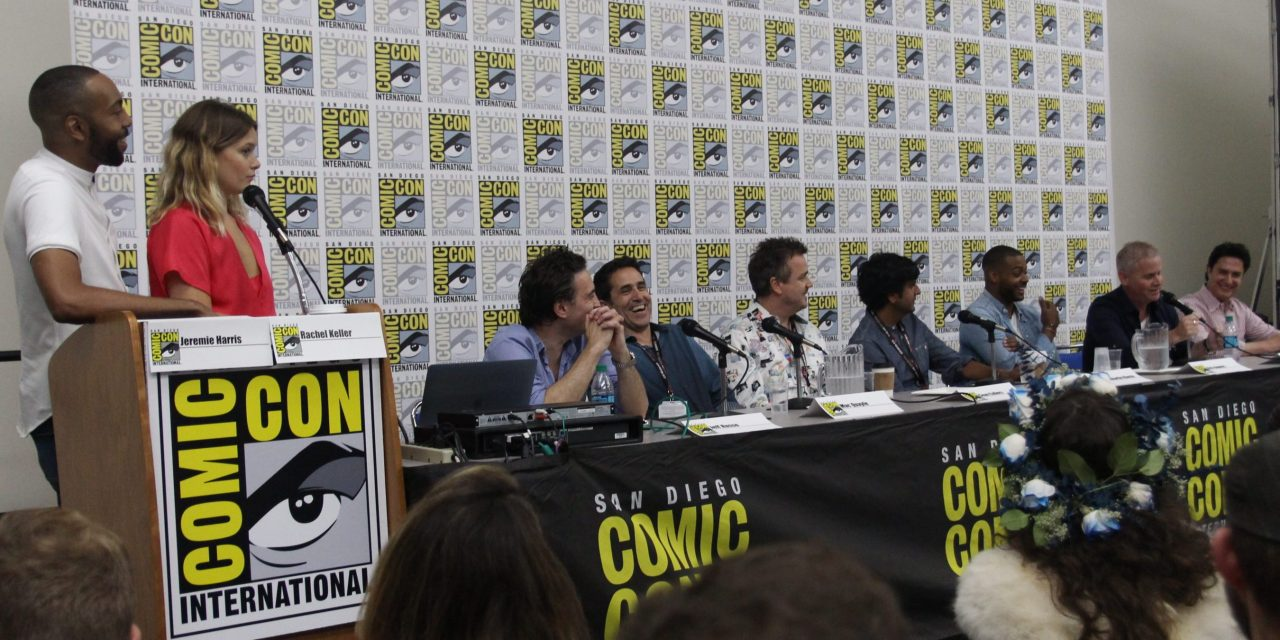Live from Comic-Con: TV's Greatest Composers Talk Shop
