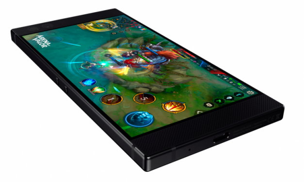 Gaming Company Razer Gambles by Entering Smartphone Market