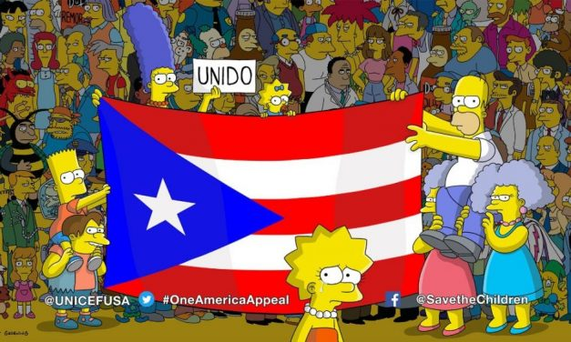 'The Simpsons' Joins Puerto Rico Relief Efforts