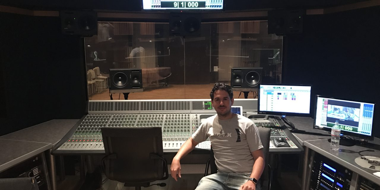 What it Takes to be a Modern Composer: an Interview with Nicolas Salinardi