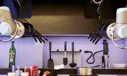Introducing the Robot Chefs of the Future