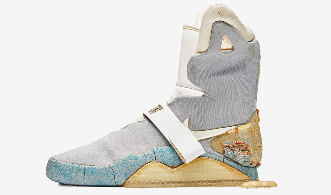 'Back to the Future' Shoe Hits the Jackpot