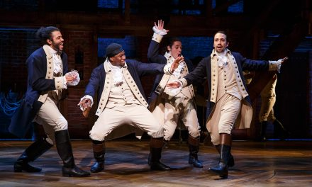 Opinion: It's Time for Another 'Hamilton'