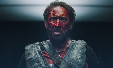 'Mandy' Lets Nic Cage Off His Chain