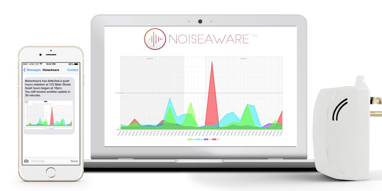 NoiseAware Tries to Integrate with Airbnb to Prevent Parties