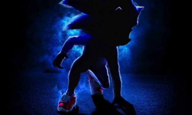 Sonic the Hedgehog Poster Revealed