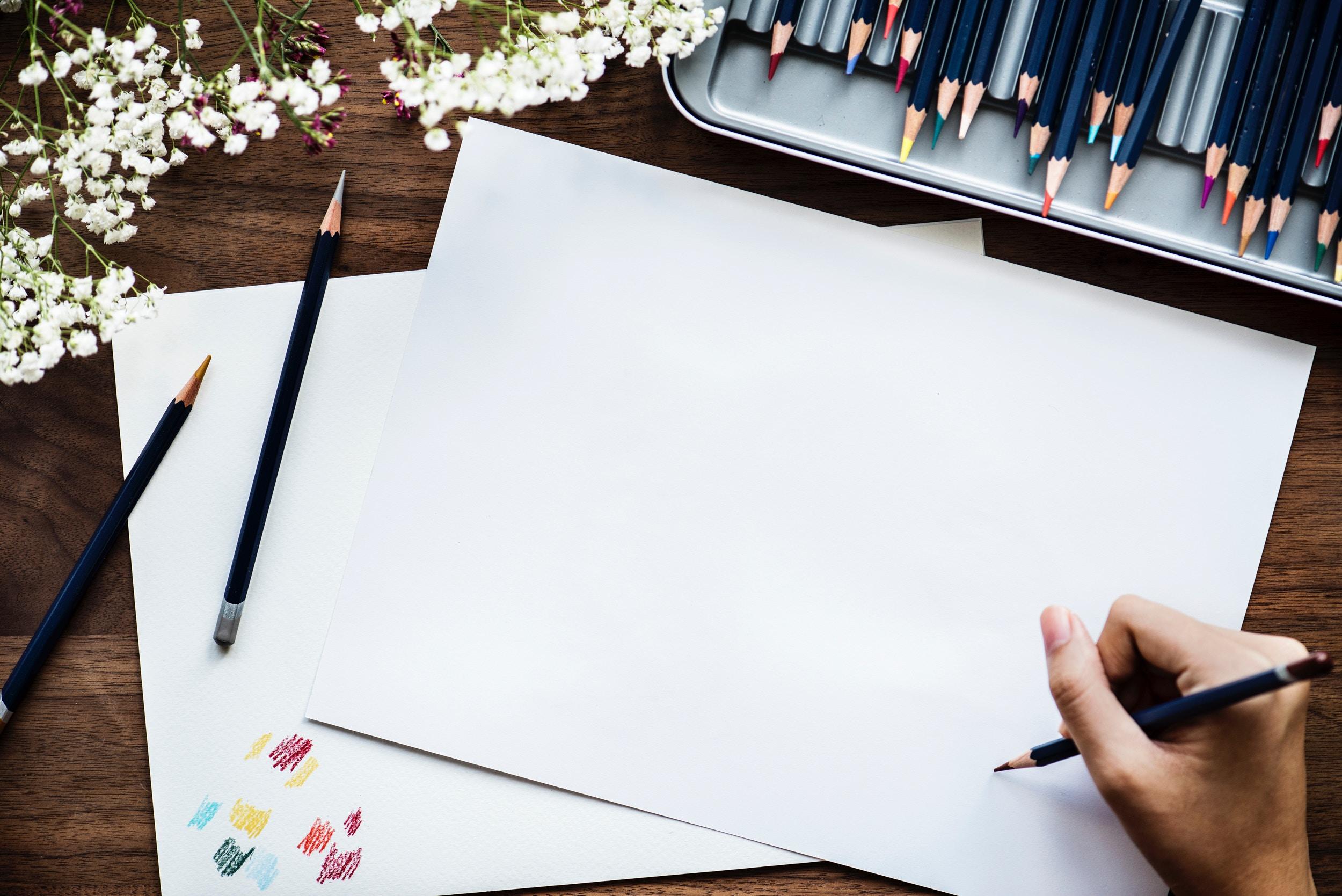 become an artist