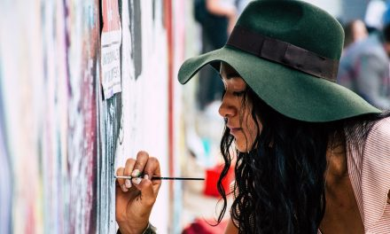 """I Want to Be an Artist But I'm Scared"": What to Do Next"