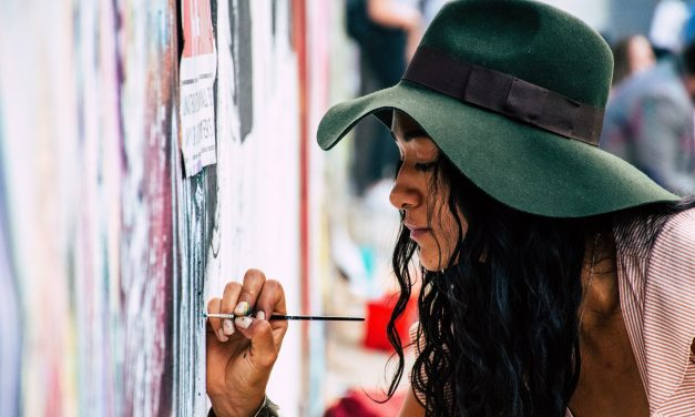 """""""I Want to Be an Artist But I'm Scared"""": What to Do Next"""