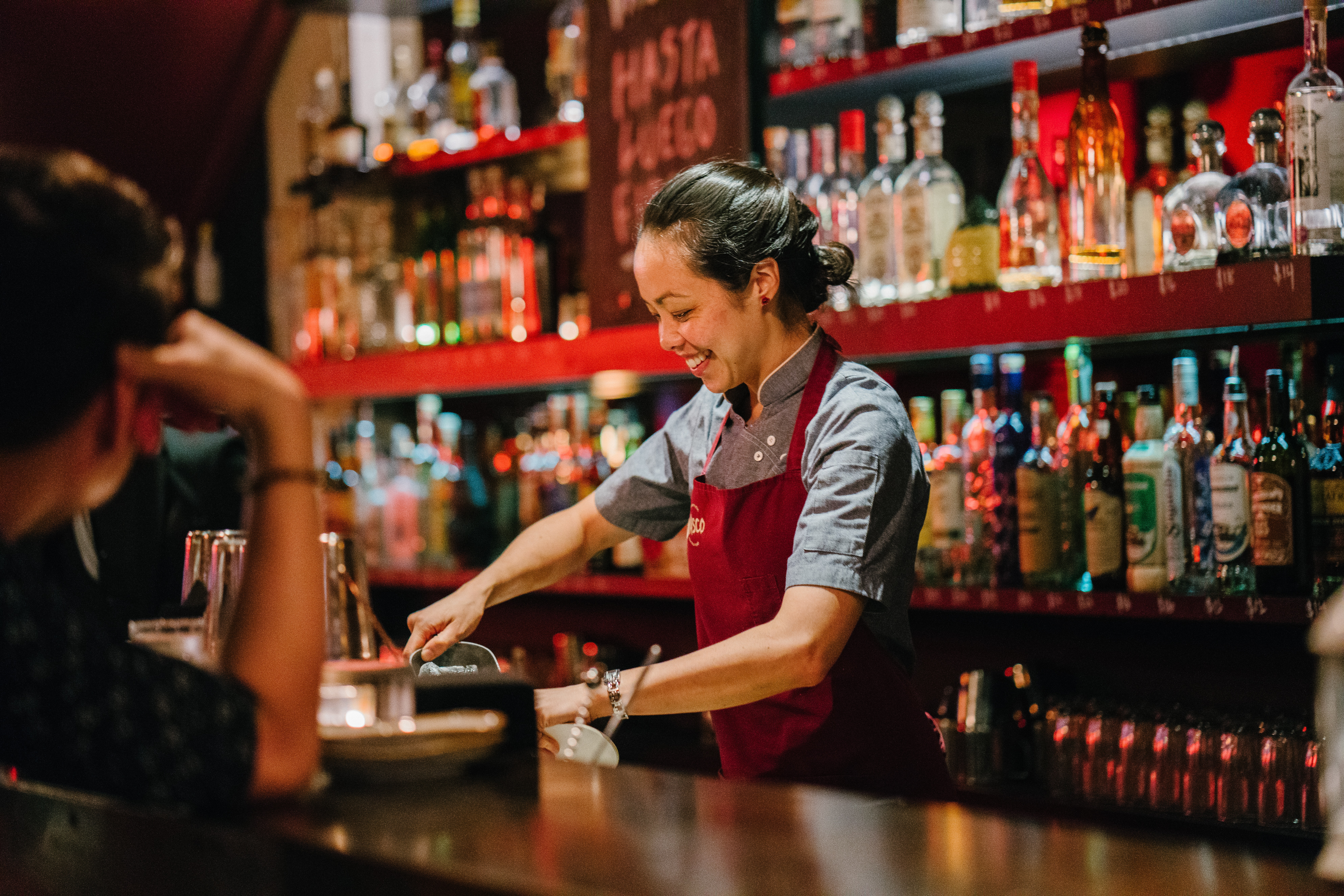 first time bartending tips