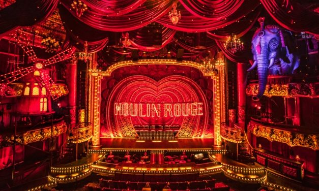 Justin Levine & Matt Stine on Moulin Rouge!