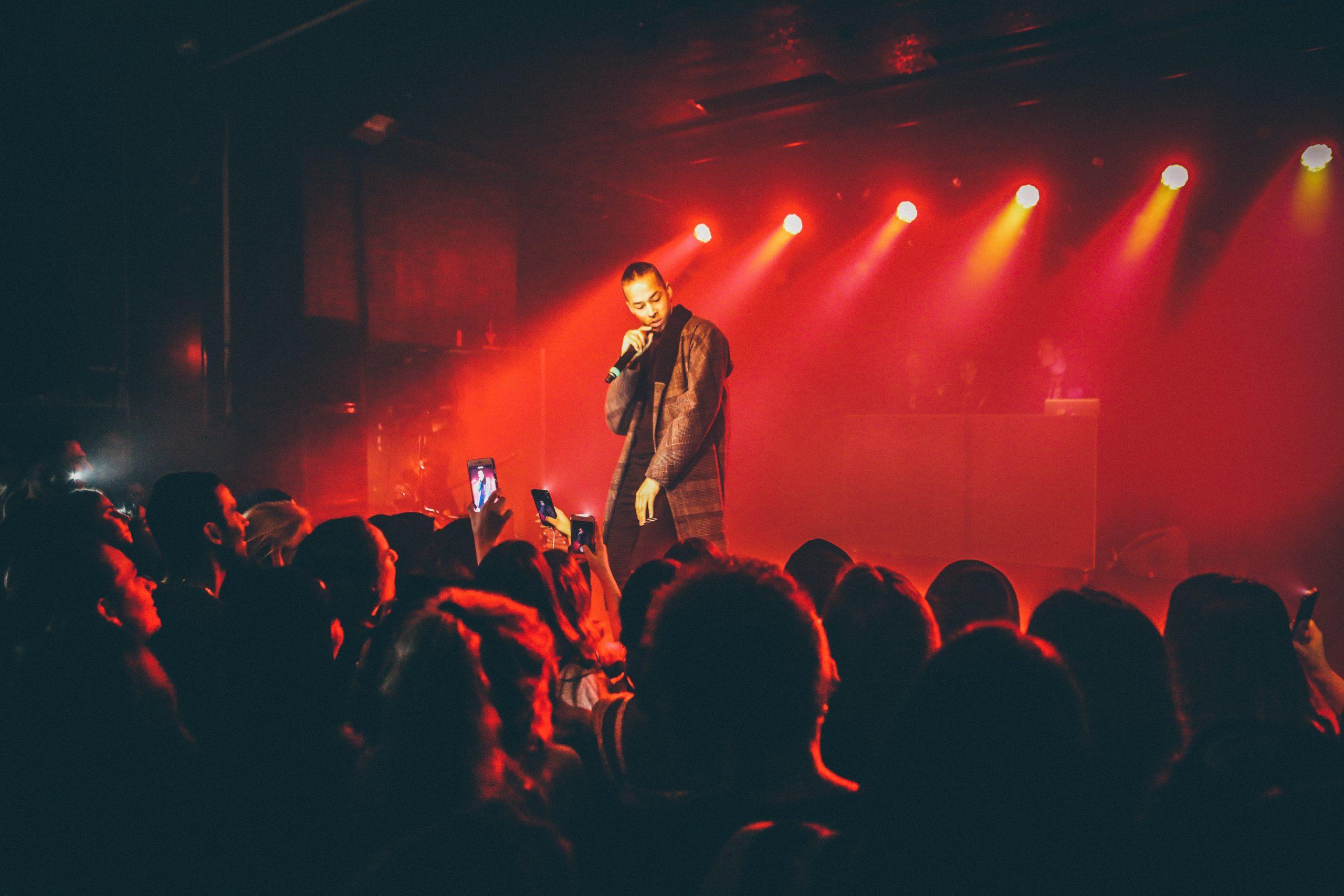 Live in Vega, Copenhagen, Denmark