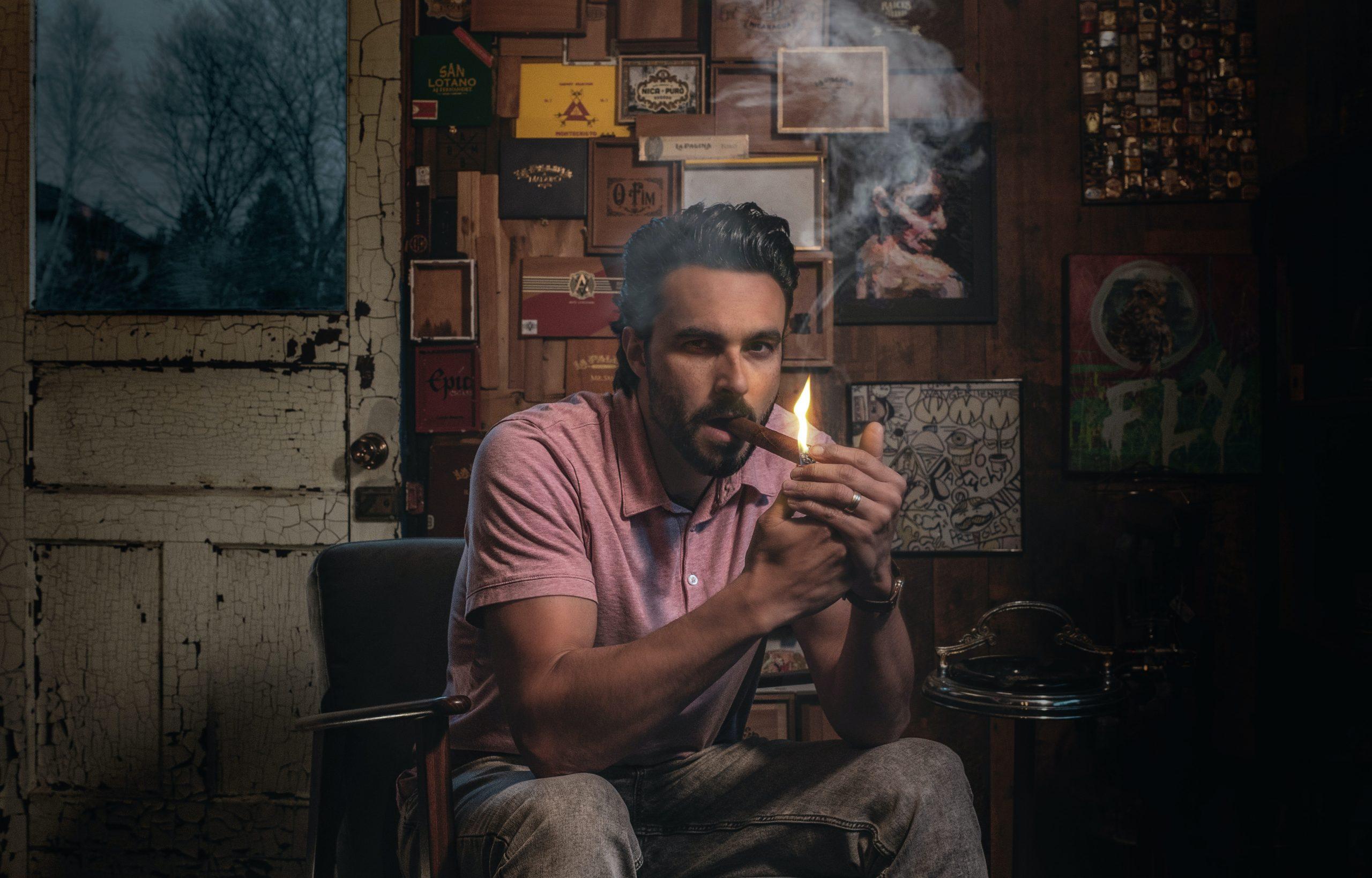 Smoking Bevs & Burns