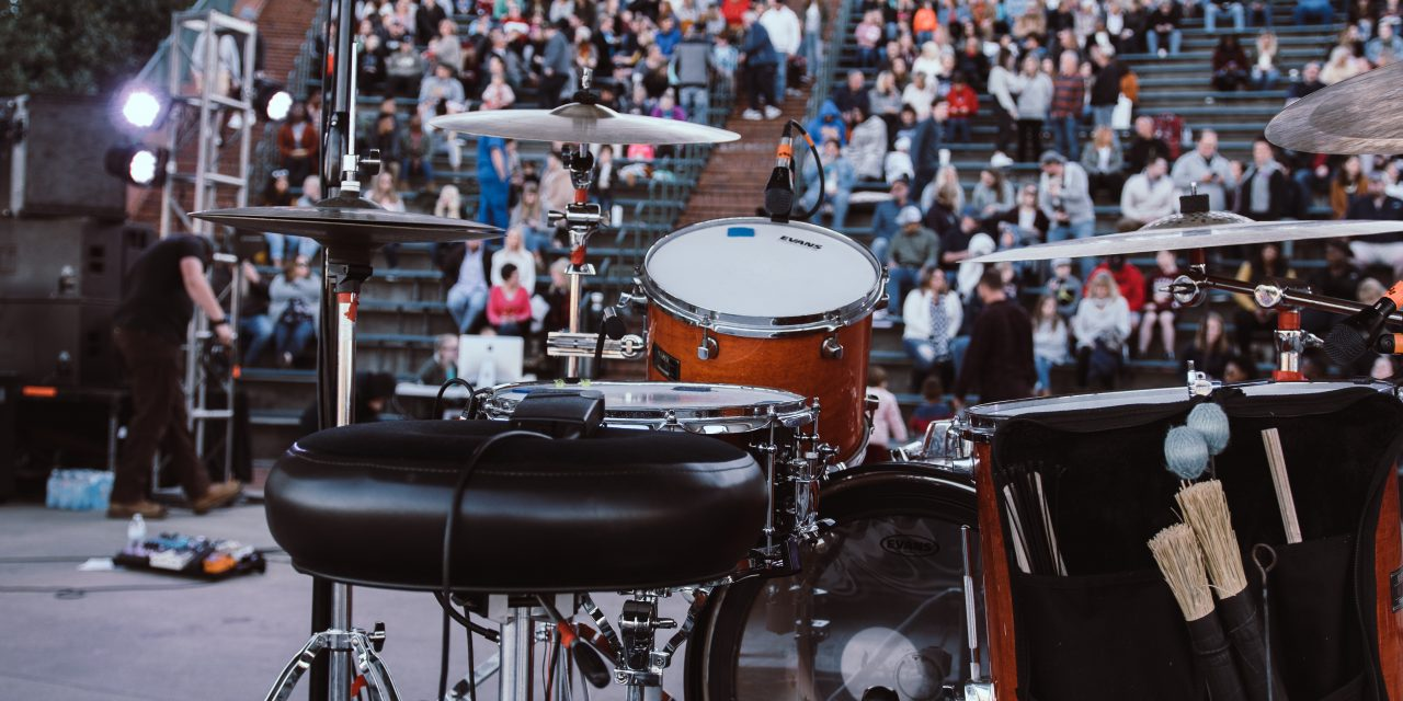 How To Be The Best Drummer In The World