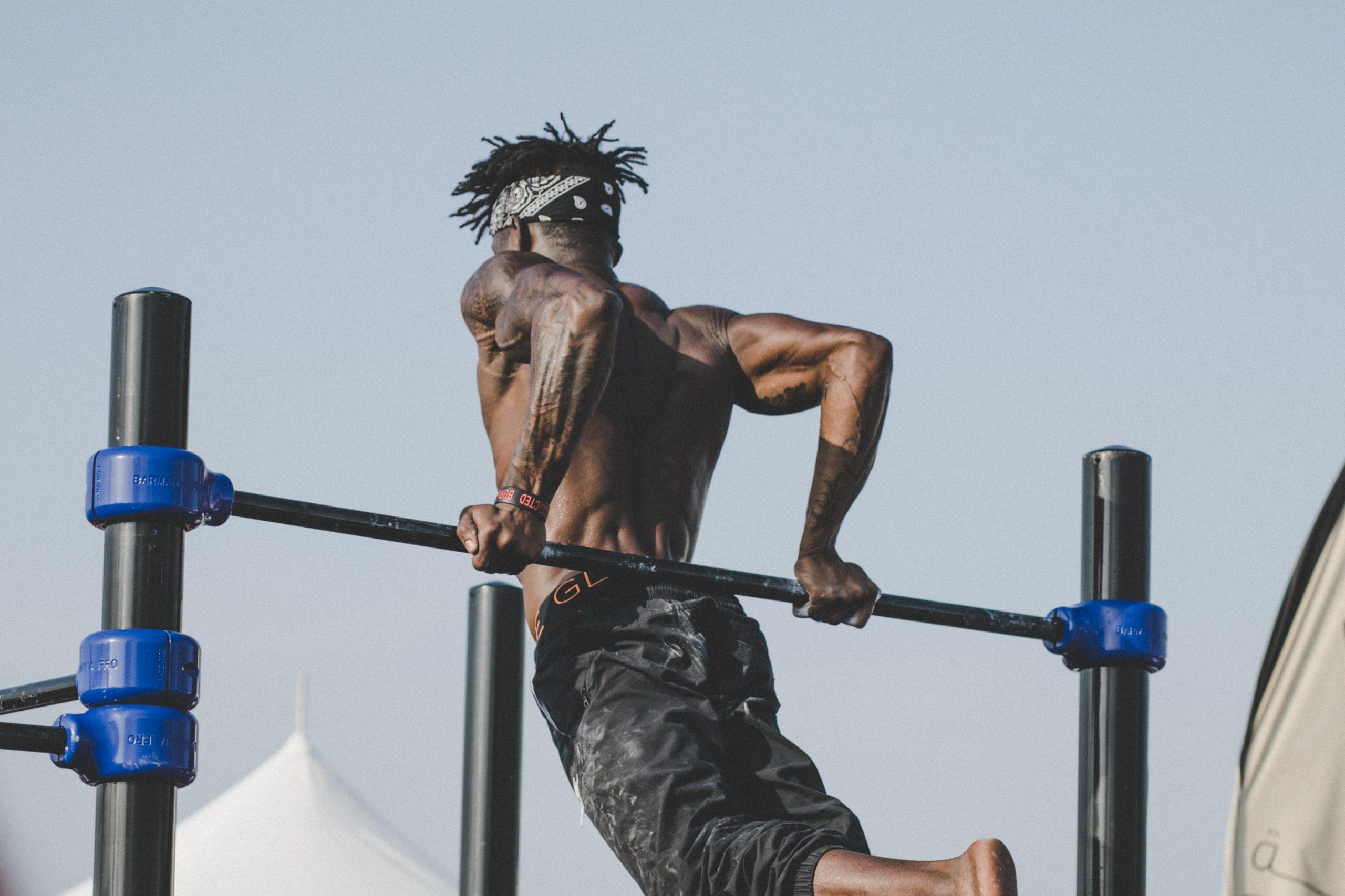 Dubai workout