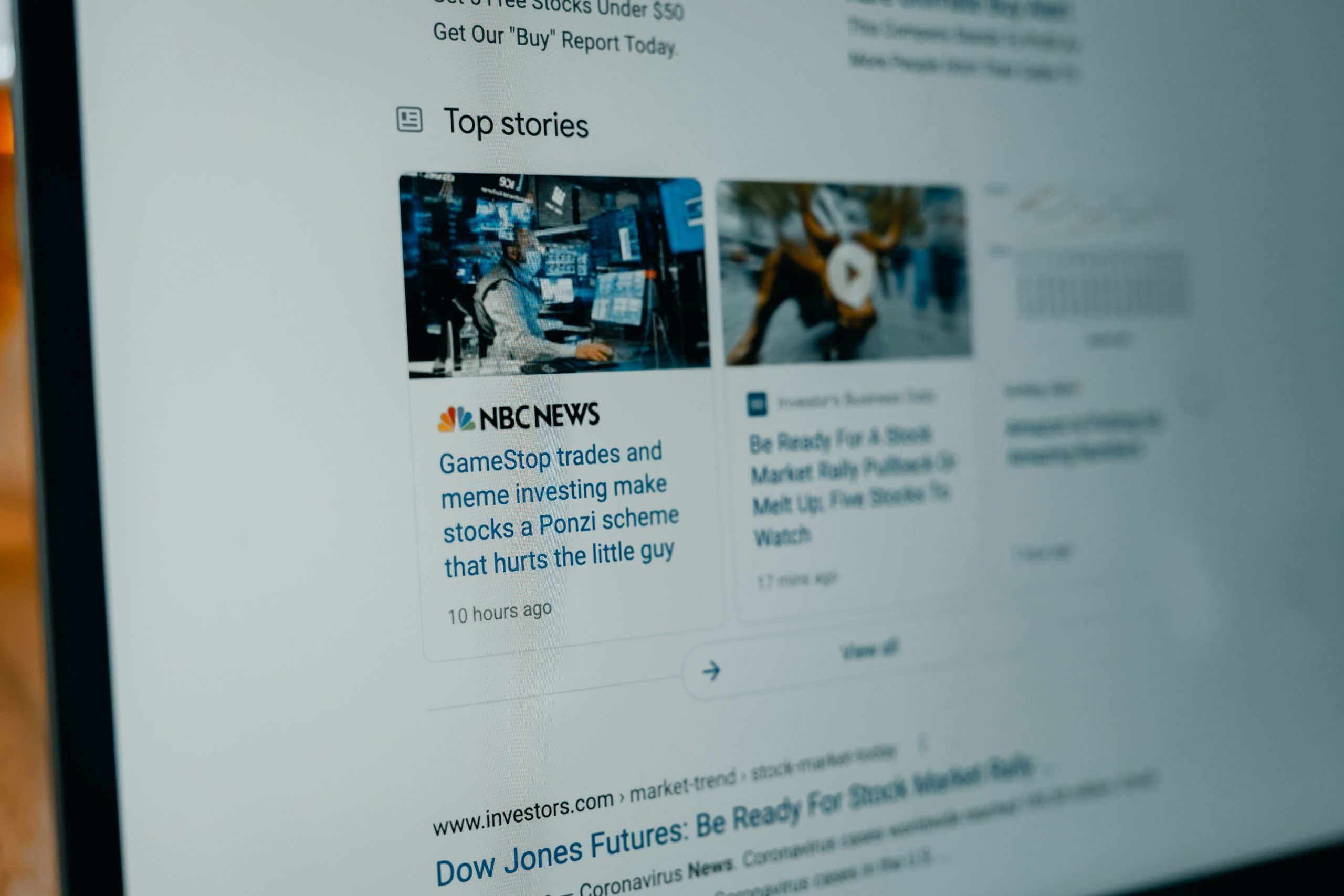 NBC News: GameStop trades and meme investing   Via techdaily.ca   #stocks #finance #investing #gme #wallstreetbets #roaringkitty