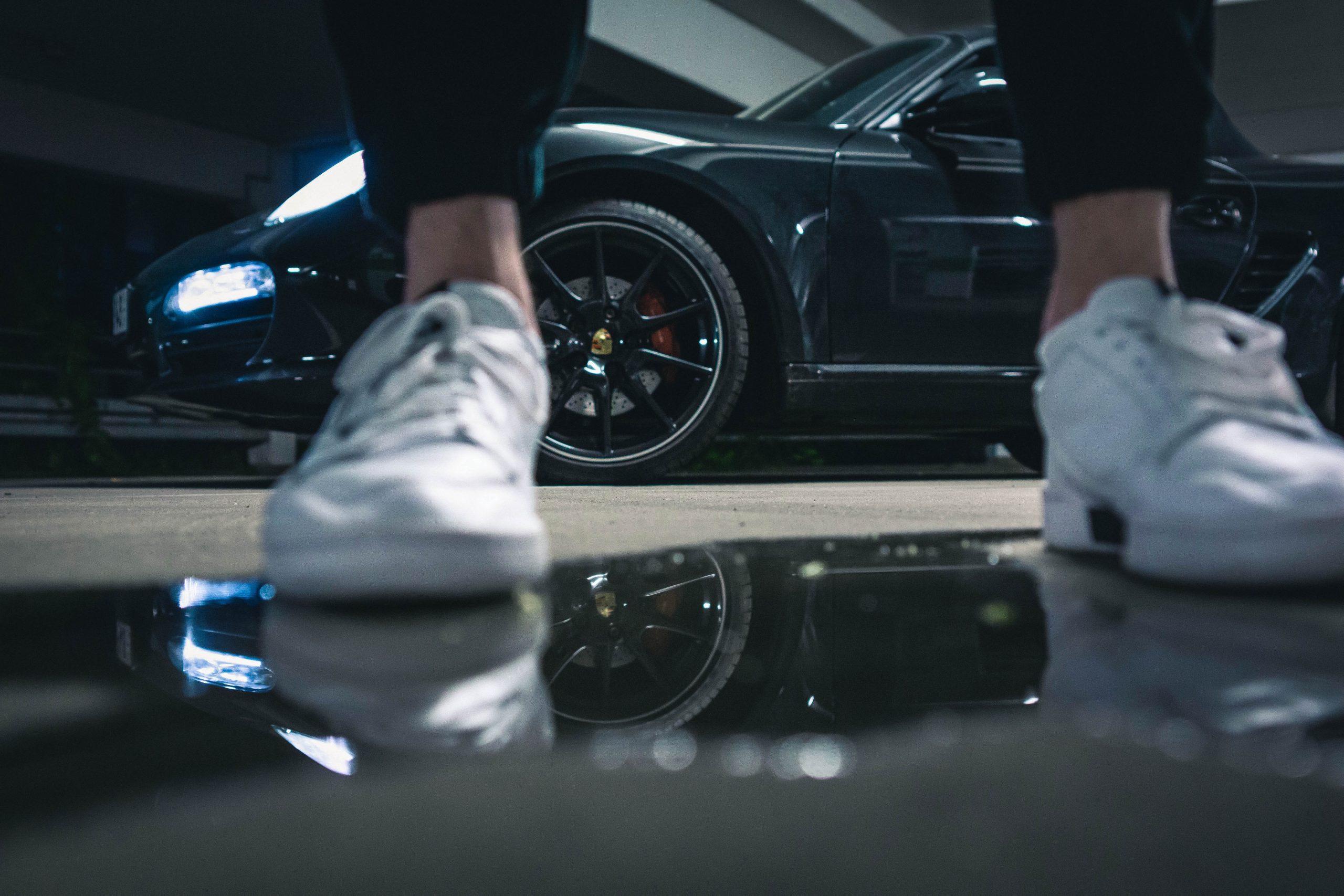 Porsche Boxter S (Black)