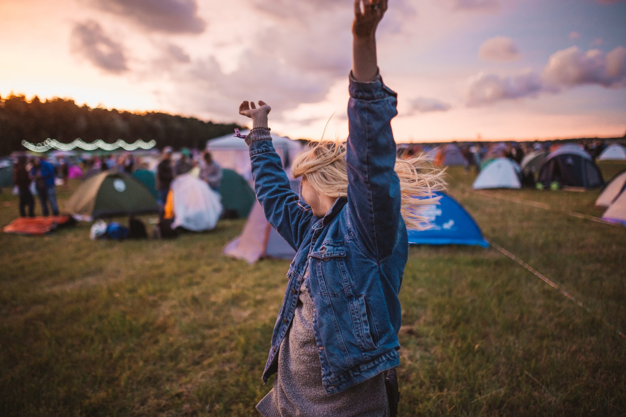 Young and Wild in Positivus Festival