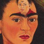 Unveiling of Frida Kahlo's $30m Self-portrait