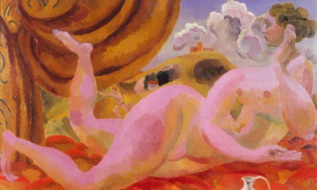 Duncan Grant: 1920 Review – Subversive Eroticism in Cow Dung