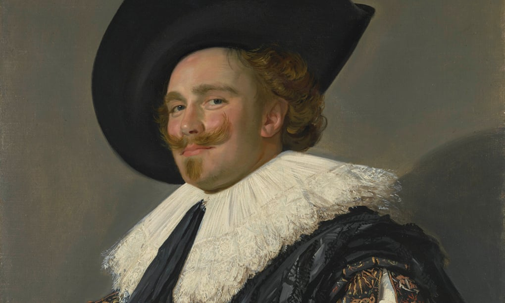 More to Frans Hals than The Laughing Cavalier