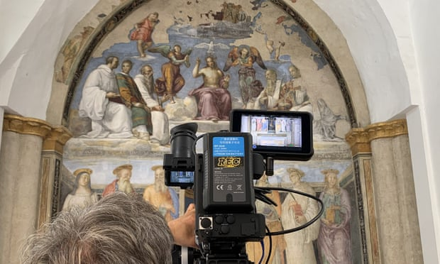 Raphael Revealed Review – A Seamless 500th Anniversary Survey
