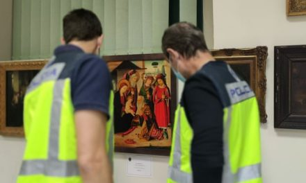 Six Spaniards Imprisoned for Online Art Forgeries