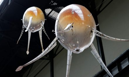 Review of Anicka Yi's Turbine Hall: Floating Pod Invasion